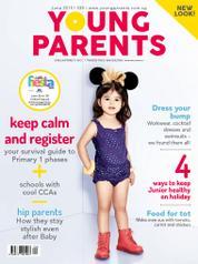 young parents Singapore / JUN 2015