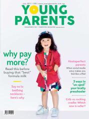 Cover Majalah young parents Singapore Juli 2017