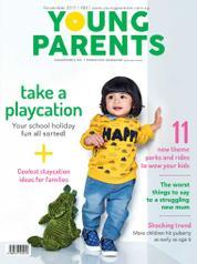 Cover Majalah young parents Singapore November 2017