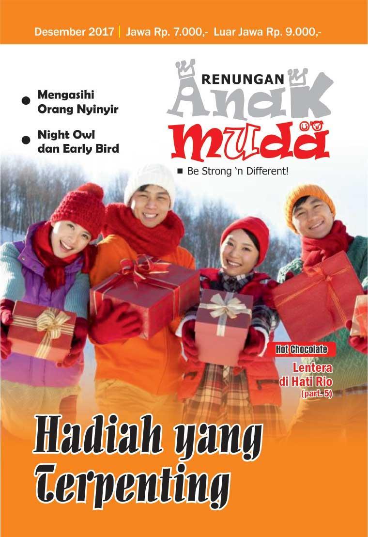 Renungan Anak Muda Digital Magazine December 2017