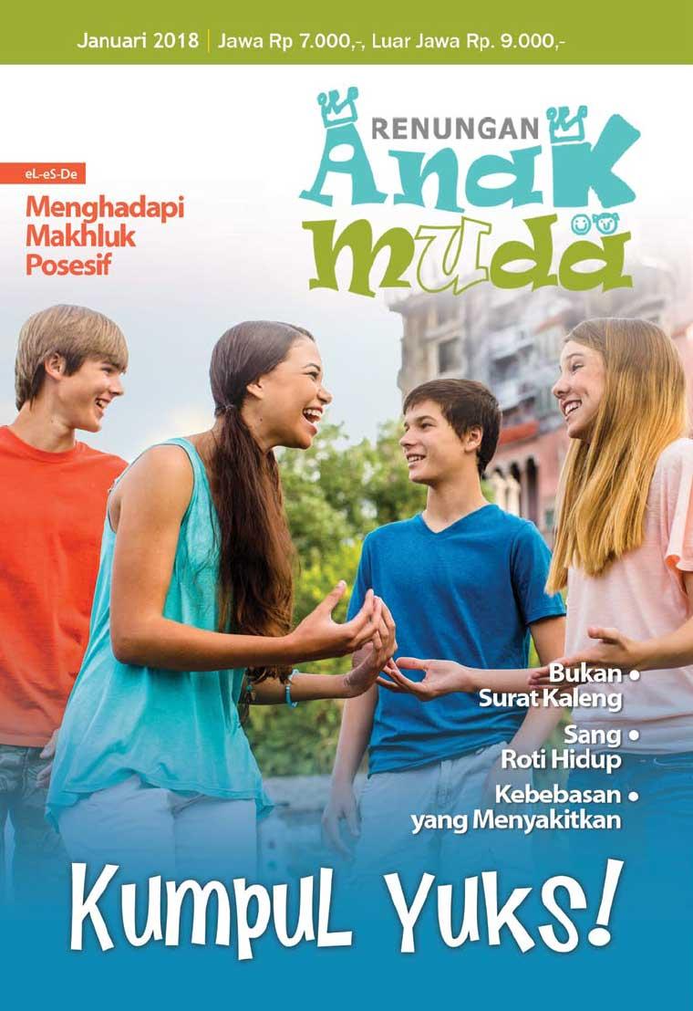 Renungan Anak Muda Digital Magazine January 2018