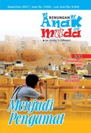 Renungan Anak Muda Magazine Cover September 2017