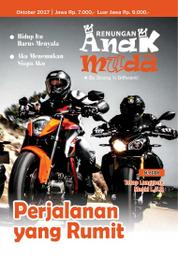 Renungan Anak Muda Magazine Cover October 2017
