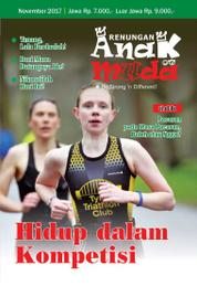 Renungan Anak Muda Magazine Cover November 2017