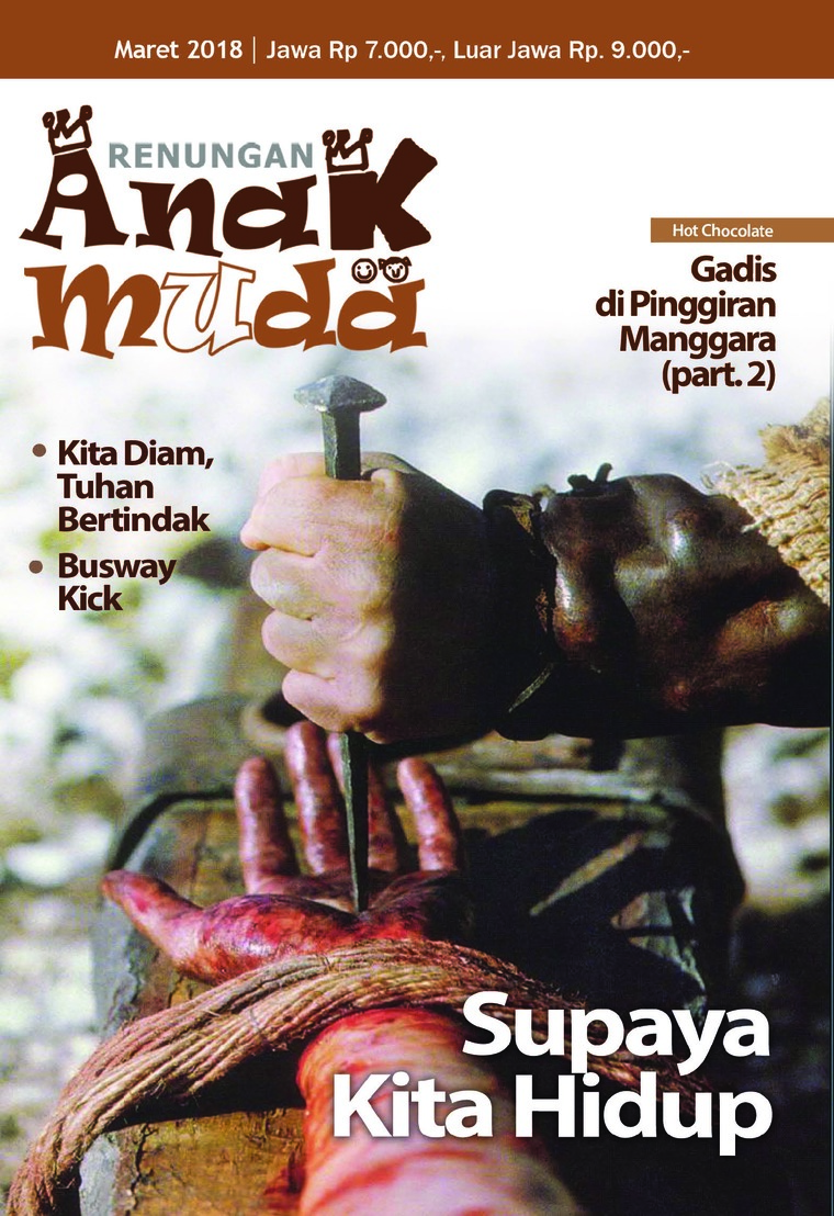 Renungan Anak Muda Digital Magazine March 2018
