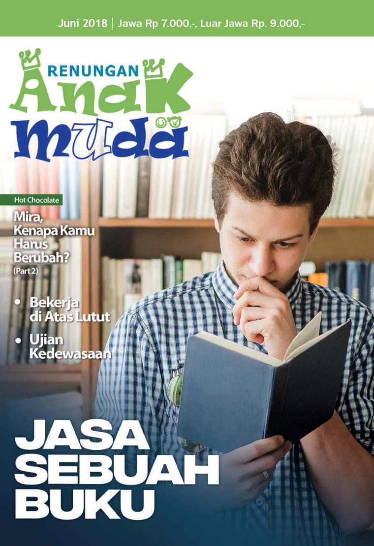 Renungan Anak Muda Digital Magazine June 2018
