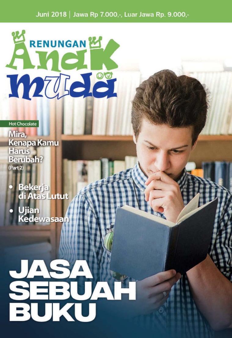 Majalah Digital Renungan Anak Muda Juni 2018