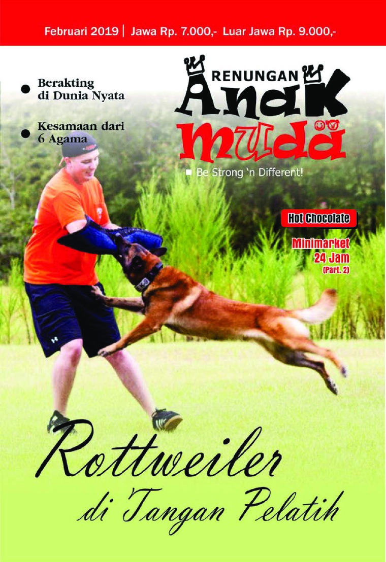 Renungan Anak Muda Digital Magazine February 2019