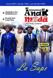 Cover Majalah Renungan Anak Muda Januari 2019