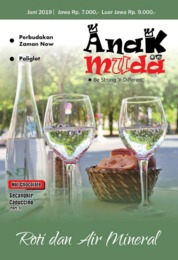 Renungan Anak Muda Magazine Cover June 2019