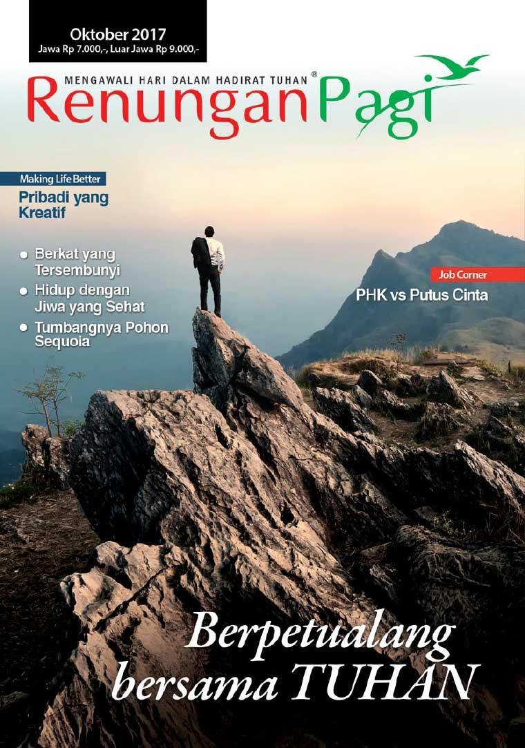 Majalah Digital Renungan Pagi Oktober 2017