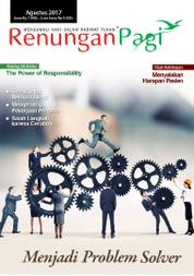 Renungan Pagi Magazine Cover August 2017