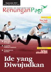 Renungan Pagi Magazine Cover September 2017