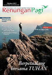 Renungan Pagi Magazine Cover October 2017