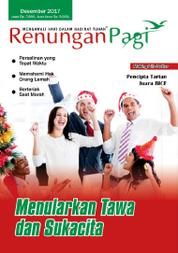 Renungan Pagi Magazine Cover December 2017