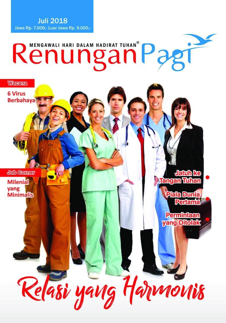 Renungan Pagi Digital Magazine July 2018