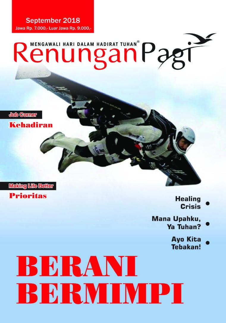Renungan Pagi Digital Magazine September 2018