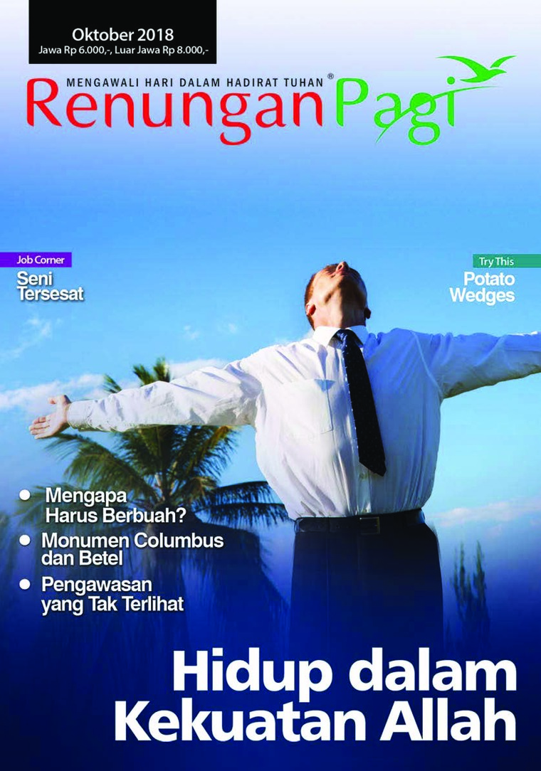 Renungan Pagi Digital Magazine October 2018
