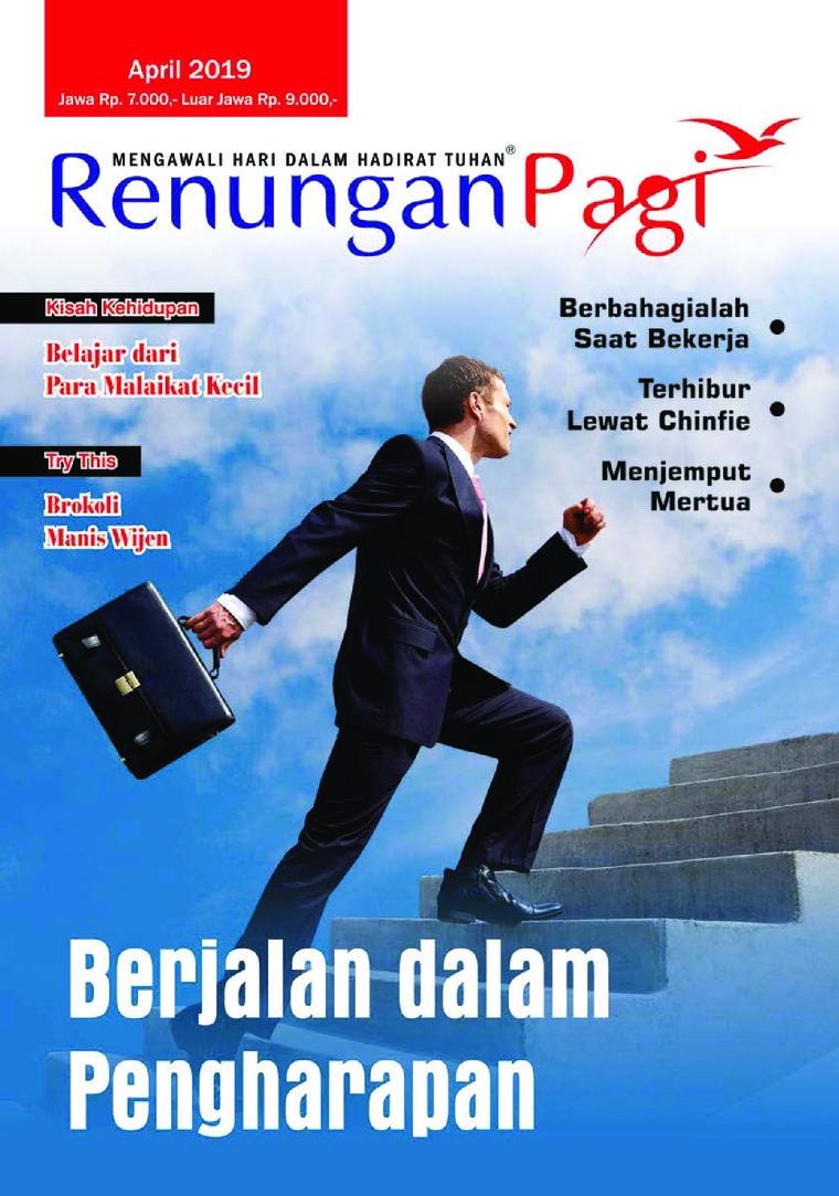 Majalah Digital Renungan Pagi April 2019