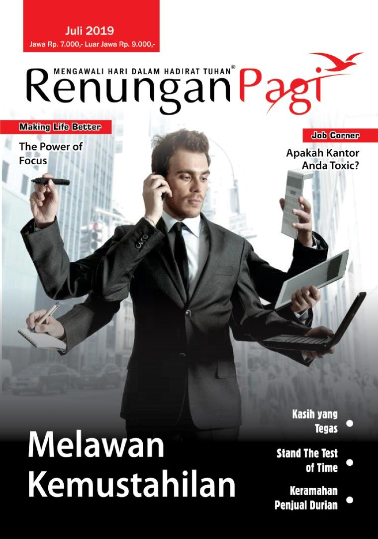 Renungan Pagi Digital Magazine July 2019