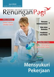 Renungan Pagi Magazine Cover June 2019