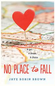 Cover No Place to Fall oleh Jaye Robin Brown