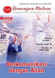 Cover Majalah Renungan Malam September 2017