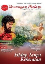 Renungan Malam Magazine Cover October 2017