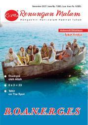 Renungan Malam Magazine Cover November 2017