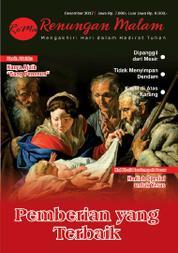 Renungan Malam Magazine Cover December 2017