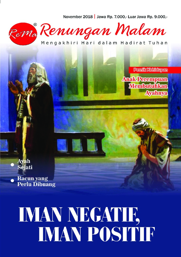 Renungan Malam Digital Magazine November 2018