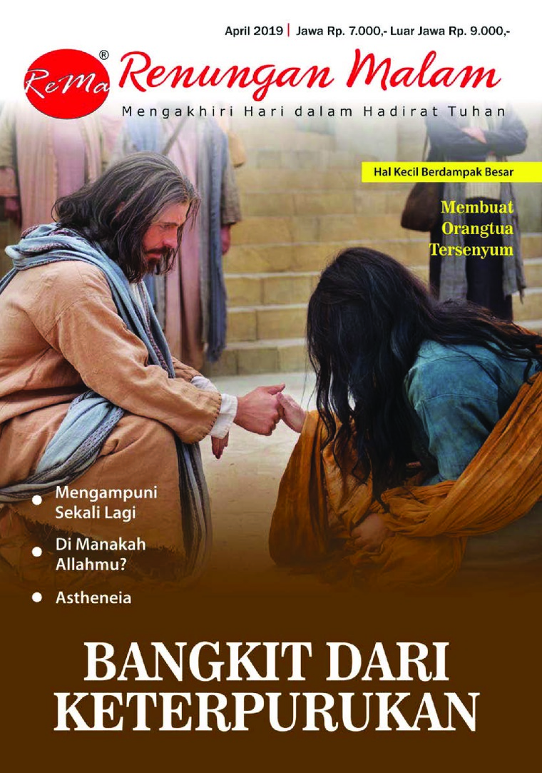 Renungan Malam Digital Magazine April 2019
