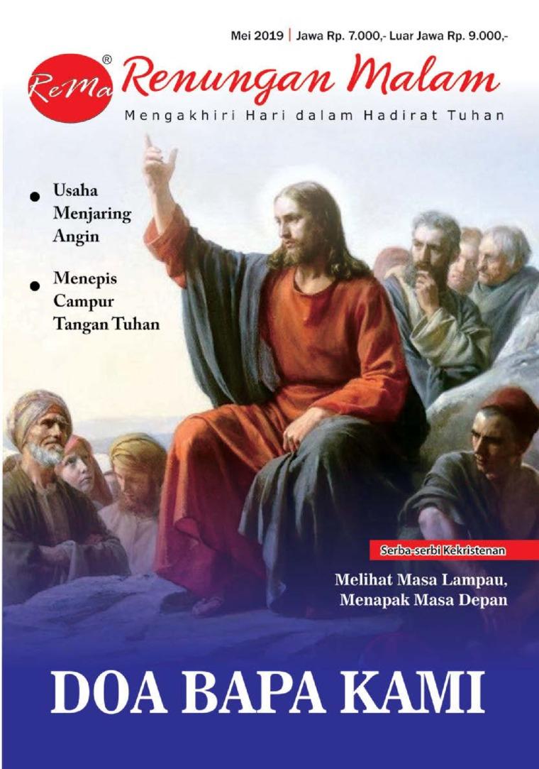 Renungan Malam Digital Magazine May 2019