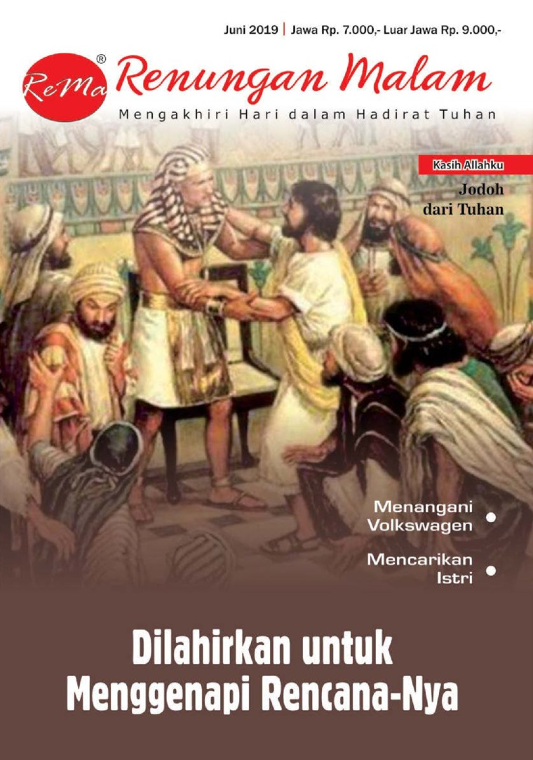 Renungan Malam Digital Magazine June 2019
