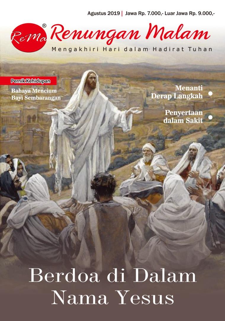 Majalah Digital Renungan Malam Agustus 2019