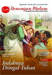 Renungan Malam Magazine Cover February 2018
