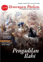 Renungan Malam Magazine Cover May 2018