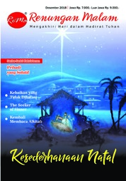 Renungan Malam Magazine Cover December 2018