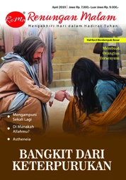 Renungan Malam Magazine Cover April 2019