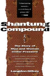 Cover Shantung Compound oleh Langdon Gilkey