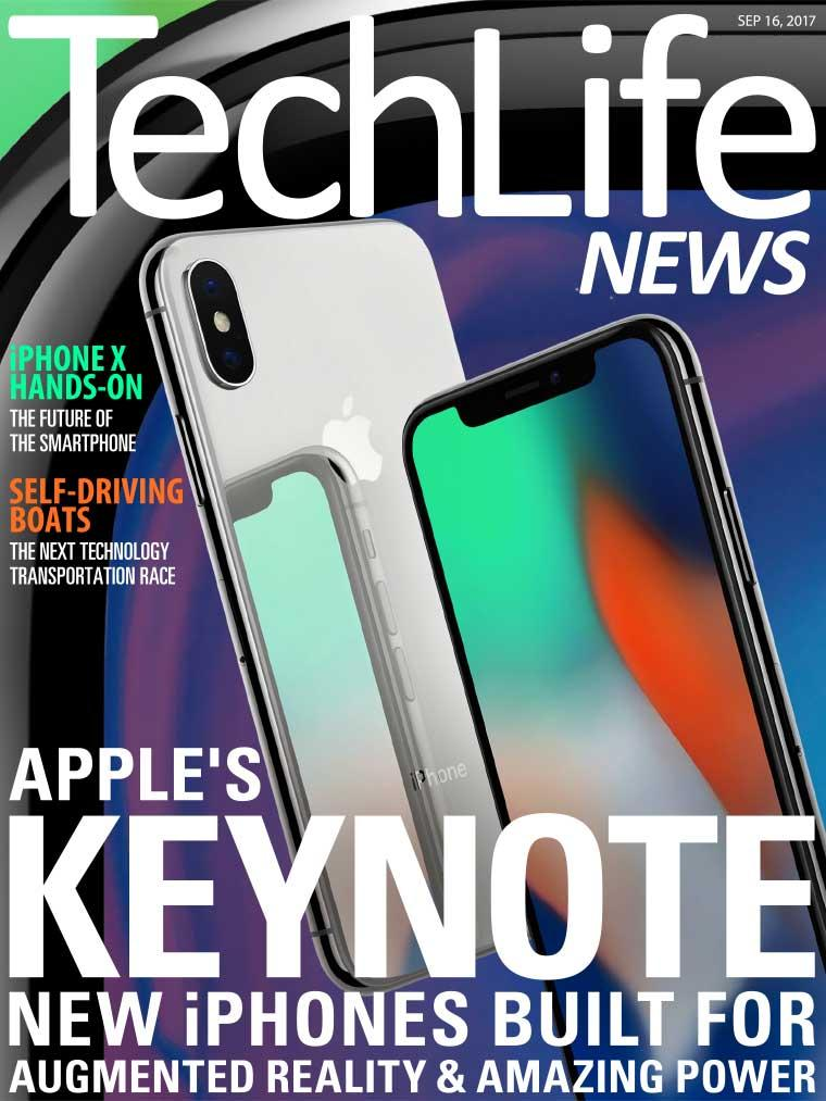 Majalah Digital TechLife News US ED 307 September 2017