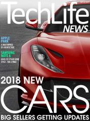 Cover Majalah TechLife News US ED 306 September 2017