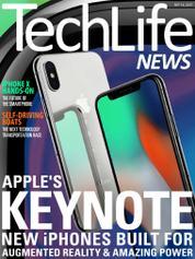 Cover Majalah TechLife News US ED 307 September 2017