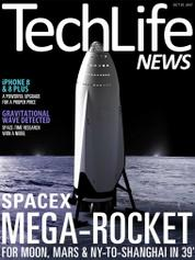 Cover Majalah TechLife News US ED 310 Oktober 2017