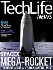 Cover Majalah TechLife News US ED 310 Oktober 2017