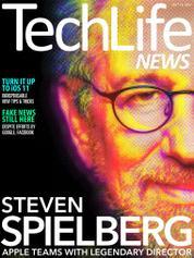 Cover Majalah TechLife News US ED 311 Oktober 2017