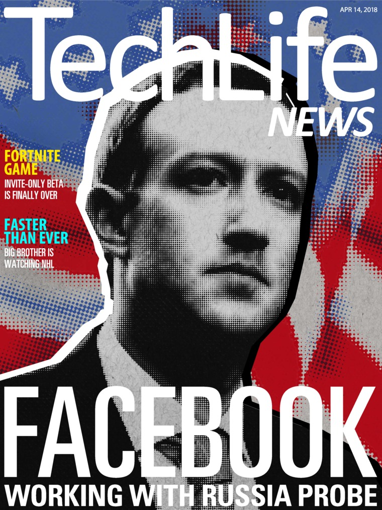 Majalah Digital TechLife News US ED 337 April 2018