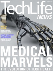 Cover Majalah TechLife News US ED 327 Februari 2018
