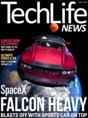 Cover Majalah TechLife News US ED 328 Februari 2018