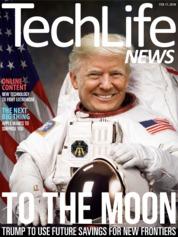 Cover Majalah TechLife News US ED 329 Februari 2018